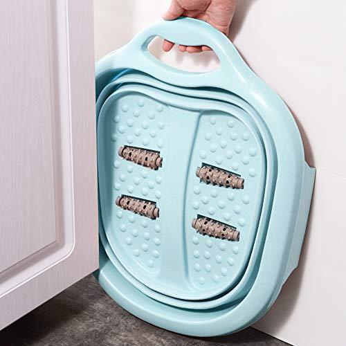 Hayan Foot Spa, Foldable Footbath Tub