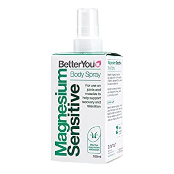 BetterYou Magnesium Oil Sensitive 100ml