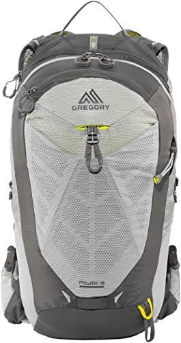 Gregory - Mochila para hombre, color gris grafito, tamaño REG