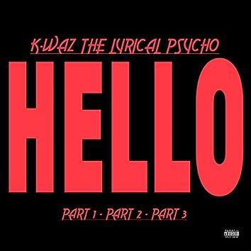 Hello Part 1-3