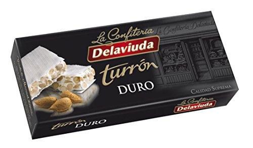Delaviuda Turrón Duro de Almendra, 250g