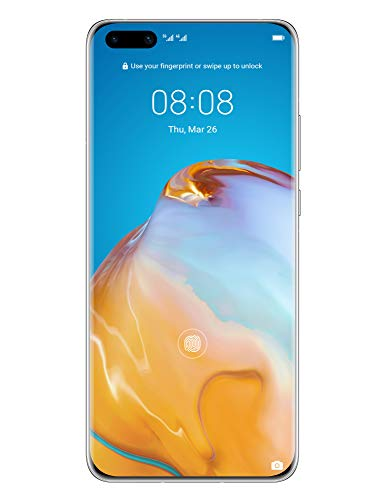 Huawei P40 Pro+ - Smartphone 512GB, 8GB RAM, Dual Sim, Black Ceramic
