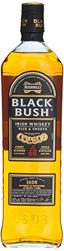 Bushmills Black Bush Irish Whiskey 1,0l (30,40 EUR/Liter)
