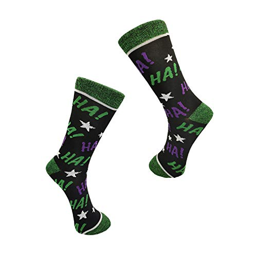 Halloween Herren Tube Socks Clown Series Herren Socken (10 Paar)