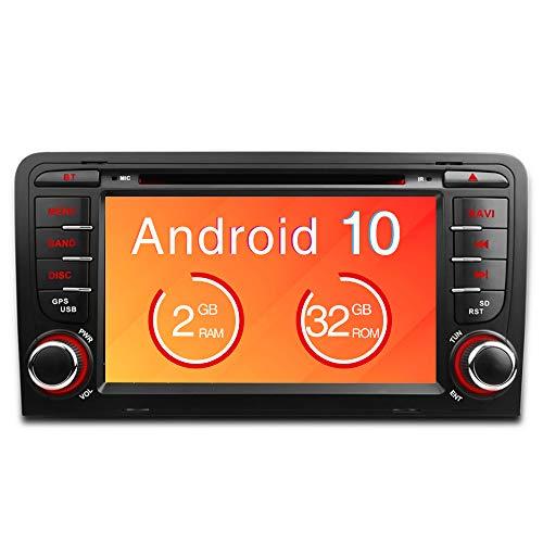 Freeauto per Audi A3/S3 17,8 cm sistema operativo Android 8.1 Quad Core autoradio con funzione mirroring & OBD2