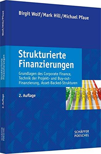 Strukturierte Finanzierungen: Grundlagen des Corporate Finance, Technik der Projekt- und Buy-out-Finanzierung, Asset-Backed-Strukturen