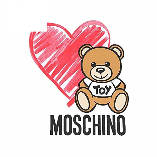 A/X 13cmx11.5cm for Moschino Funny Car Stickers DIY Motorcycle Sticker Anime Camper Decals