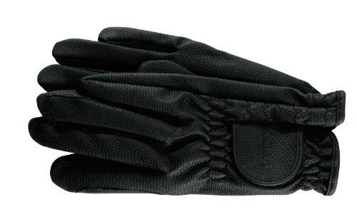 PFIFF 100815 Gants d'équitation Noir Taille L