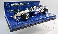"""ミニチャンプス 1/43 ウィリアムズ F1 BMW FW23 ラルフ・シューマッハ """"KEEP YOUR DISTANCE"""""""