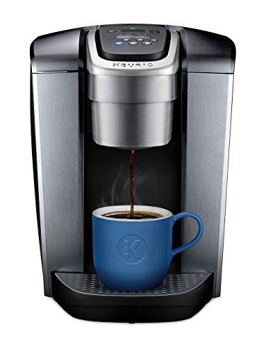 the Keurig-K-Elite front view