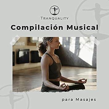 Compilación Musical Revitalizadora para Masajes