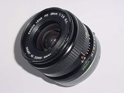 Canon Lens FD 28 mm 28mm 1:2.8 2.8