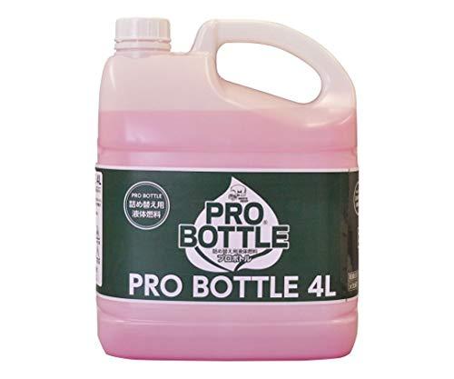 プロヒートグリーン専用液体燃料プロボトル 4L 284-W/62-6664-60