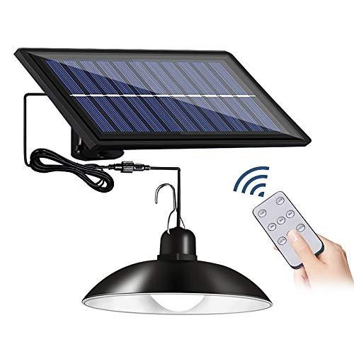 Zotonale 最新分離型 ソーラーライト 単灯式 白光 センサーライト 2200mAh大容量電池 リモコン付き IP65防水 3つ明るさ可調整 タイマー設定付き 太陽光充電 電気代ゼロになります!