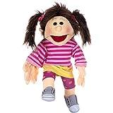 Living Puppets W631 Finja - Marioneta de Mano, Multicolor