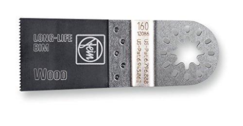 Fein E-Cut Long-Life Sägeblätter, VE 1, Breite 35 mm, 63502160010, Grau