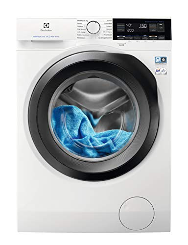 Electrolux – lavadora ew7 W396s capacidad LAV/ASC 9/6 kg Clase A velocidad 1600 RPM.