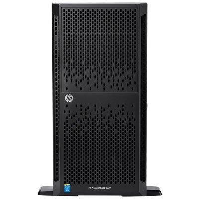 Hewlett Packard Enterprise ProLiant ML350 Gen9 - Server 1,9 GHz Intel Xeon E5 v3 E5-2609V3 Tour (5U) 500 W - Server (1,9 GHz, E5-2609V3, 8 GB, DDR4-SDRAM, 500 W, Torre (5U))