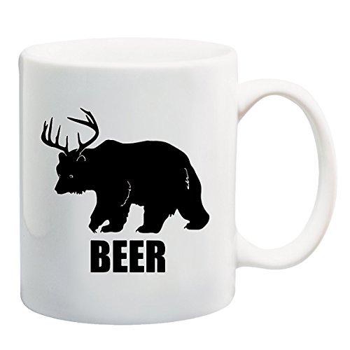 Funny Beer Bear T-Shirt