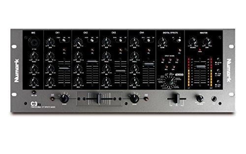 Numark Mixer C3FX