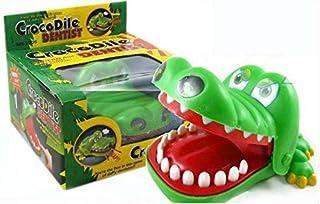 Novetly Crocodile Dentist Bite Finger Game Shocker Toys