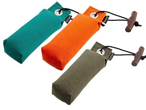Mystique® Dummy Pocket Set 3 x 150g grün-orange-Khaki