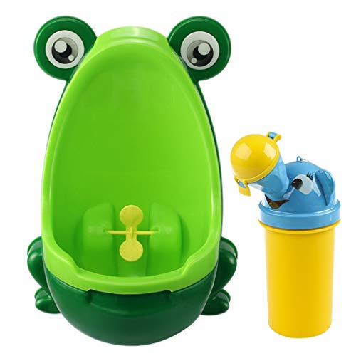 perfeclan Niños Portátil Orinal Bebé Higiénico Urinal De Emergencia para
