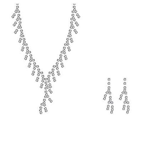 GYJUN Bijoux Colliers décoratifs / Boucles d'oreille / Nuptiales Parures Gland / A la Mode / Personnalité , one size