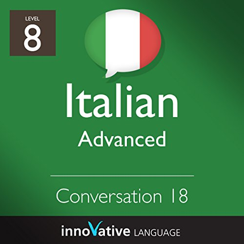 Advanced Conversation #18 (Italian) cover art