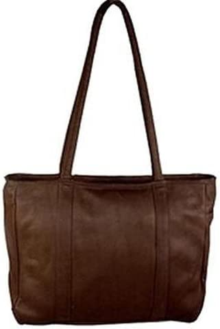 David King & Co. Multi Pocket Shopping Tote 574, Café, One Size