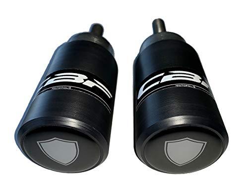 Honda CBF 600 CBF600 2007-2014 - TOPES ANTICAIDA Crash Pads Protectors BOBBINS