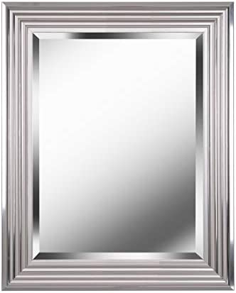 Kenroy Home 60320 Lyonesse Mirrors 24 Chrome Wall 24 x 30 product image