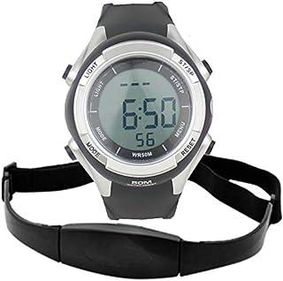 relojes deportivos frecuencia Fitness Pulse Calories Monitor inalámbrico de frecuencia cardíaca Reloj polar digital Hombres Mujeres Deportes Relojes de pulsera Correr Ciclismo Correa para el pecho