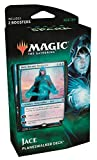 Magic The Gathering: MTG: War of the Spark Planeswalker Deck - Jace (Blue/Green) w/Two Booster Packs