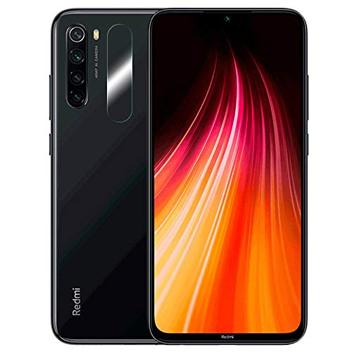 WOZINSKY Para Xiaomi Redmi Note 8T / Redmi Note 8 Camera Glass Panzer Full Bird Glass