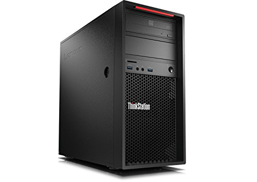 Lenovo ThinkStation P410 3.70GHz E5-1630V4 Mini Tower Intel Xeon E5 v4 Negro Puesto de trabajo - Ordenador de sobremesa (3,70 GHz, Intel Xeon E5 v4, 16 GB, 256 GB, DVD±RW, Windows 10 Pro)