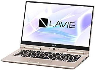 NEC 13.3型ノートパソコン LAVIE Hybrid ZERO HZ550/LAシリーズ フレアゴールド[Core i5/メモリ 8GB/SSD 256GB/Office H&B 2016]LAVIE 2018年 秋冬モデル PC-HZ5...