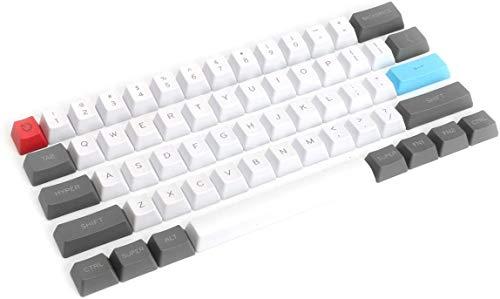 Tutoy 61 Schlüssel Ansi-Layout OEM-Profil Pbt Dicke Keycaps Für 60% Mechanische Tastatur