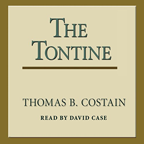 The Tontine audiobook cover art
