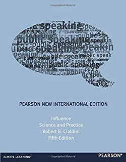 Influence: Pearson New International Edition: Science and Practice