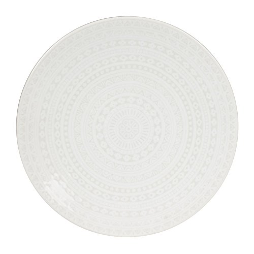 Table Passion - Assiette plate regency 27 cm (lot de 6)