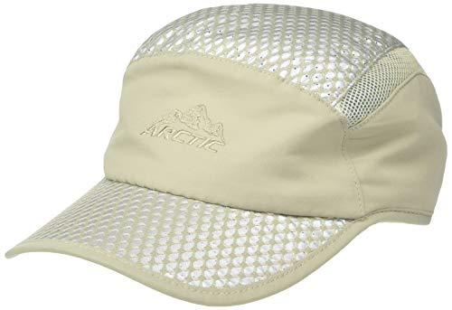 Ontel Men's Arctic Cap, Beige, Adjustable