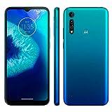 Motorola Moto G8 Power Lite - Smartphone 64GB, 4GB RAM, Dual SIM, Artic Blue