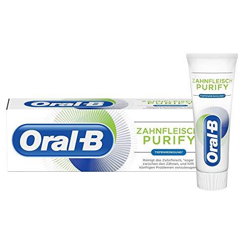 Oral-B Zahnfleisch Purify Tiefenreinigung Zahncreme, 75 ml