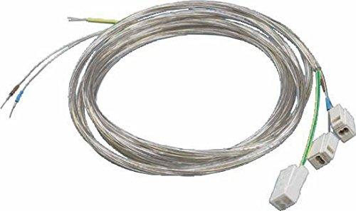 Trilux Solvan–Stromversorgungskabel transparent weiblich ZZT/315/1000