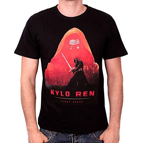 Tshirt Star Wars VII - Kylo Poster