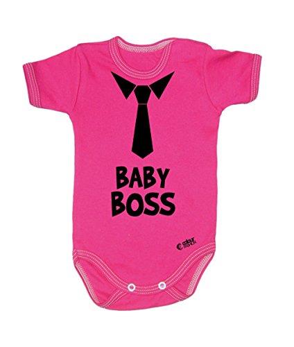Colour Fashion - Body - Bébé (garçon) 0 à 24 Mois 24 Mois - Rose - 18-24 Mois, 92 cm