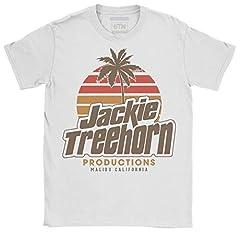 6TN Camiseta Manga Corta Hombre Jackie Treehorn