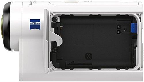 Sony HDR-AS300R Full HD Action Cam mit RM-LVR3 Live Remote Fernbedienung weiß - 2