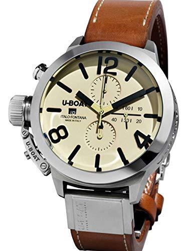 U-BOAT Automatikchronograph Classico 45 Tungsten 7431A